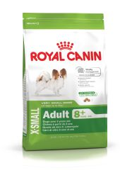 Royal Canin X-Small Adult 8+    1,5 кг