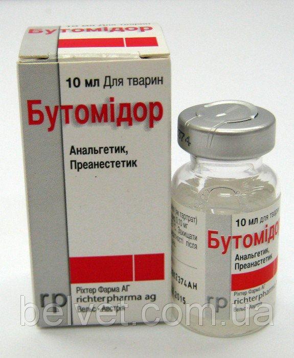 Бутомидор - современный препарат для проведения анестезии животным