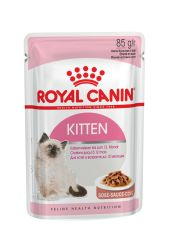 Royal Canin (Роял Канин) Kitten в соусе (до 12 месяцев) (Royal Canin) в Консервы для кошек.
