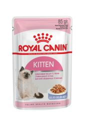 Royal Canin (Роял Канин) Kitten в желе (до 12 місяцев) (Royal Canin) в Консервы для кошек.