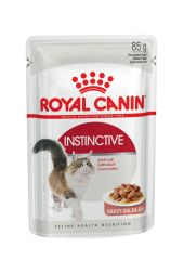 Royal Canin (Роял Канин) Instinctive в соусе (старше 1 года) (Royal Canin) в Консервы для кошек.
