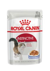 Royal Canin (Роял Канин) Instinctive в желе (старше 1 года) (Royal Canin) в Консервы для кошек.