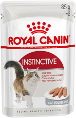 Royal Canin (Роял Канин) Instinctive в паштете (старше 1 года) (Royal Canin) в Консервы для кошек.