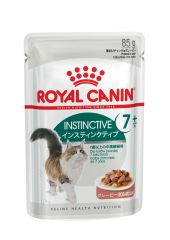 Royal Canin (Роял Канин) Instinctive 7+ в соусе (старше 7 лет) (Royal Canin) в Консервы для кошек.