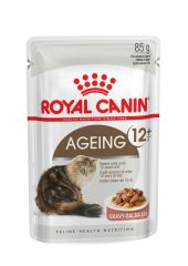 Royal Canin (Роял Канин) Ageing 12+ в соусе (старше 12 лет) (Royal Canin) в Консервы для кошек.