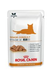 Royal Canin (Роял Канин) SENIOR CONSULT STAGE 2 влажный (Royal Canin) в Консервы для кошек.