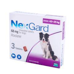 Нексгард 10-25 кг L 1 таб (Merial) в Таблетки от блох и клещей.